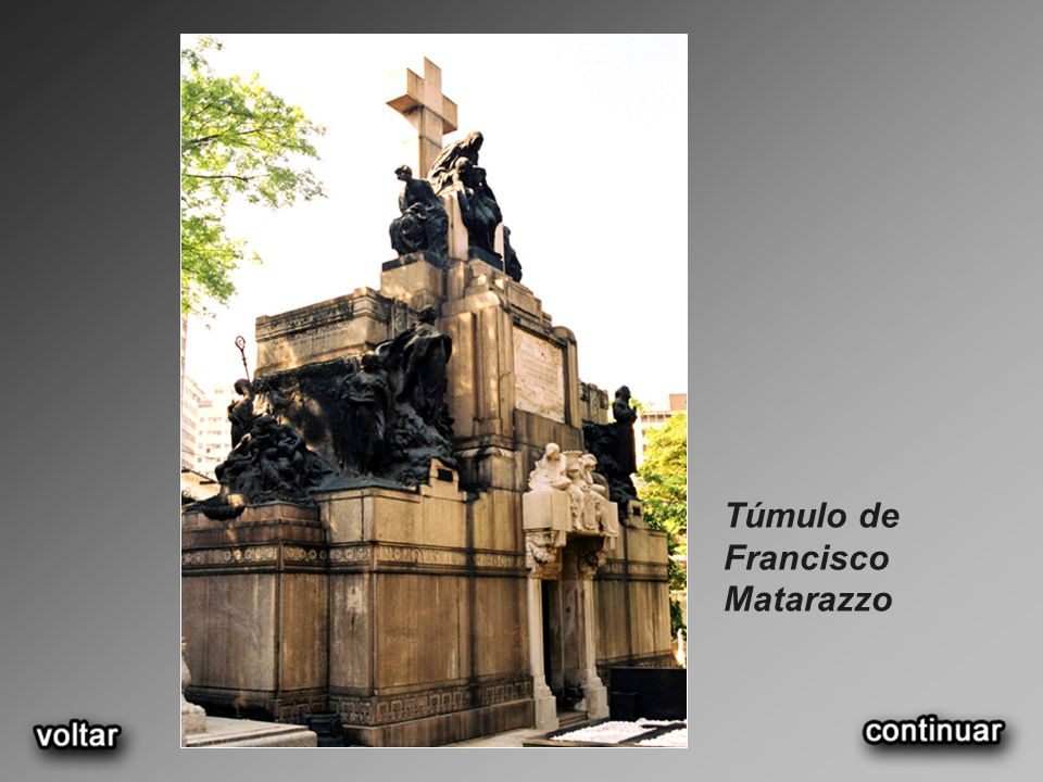 Túmulo de Francisco Matarazzo