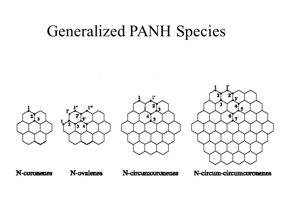 Generalized PANH Species