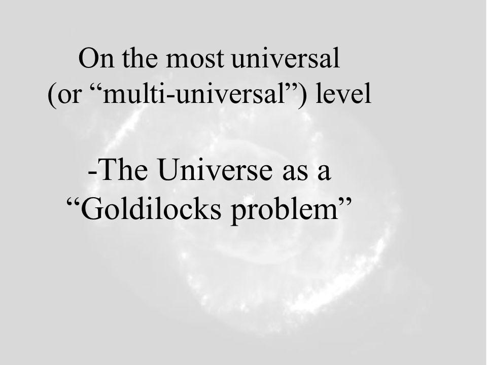 Cosmic Habitability