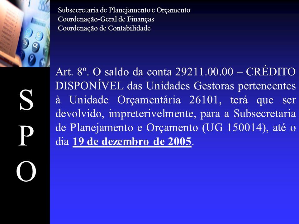 SPOSPO Art.10.