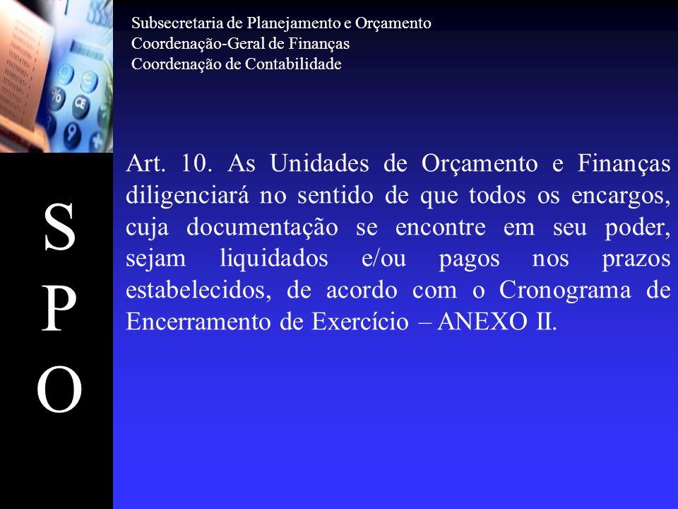 SPOSPO Art.13.