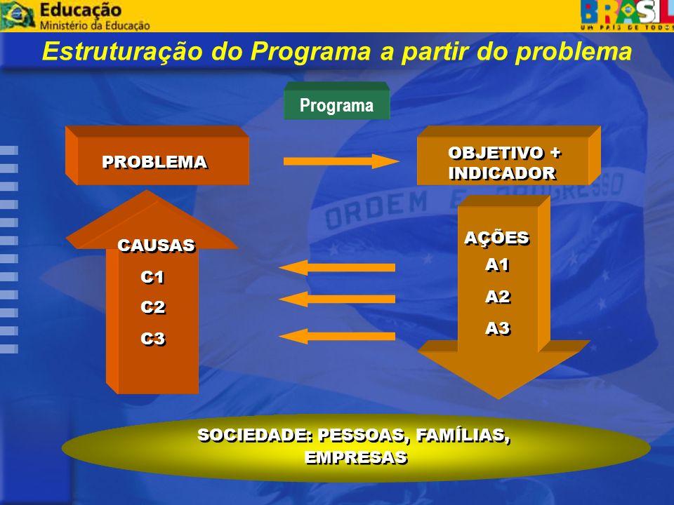 Órgão Responsável Órgão responsável pelo gerenciamento do programa.
