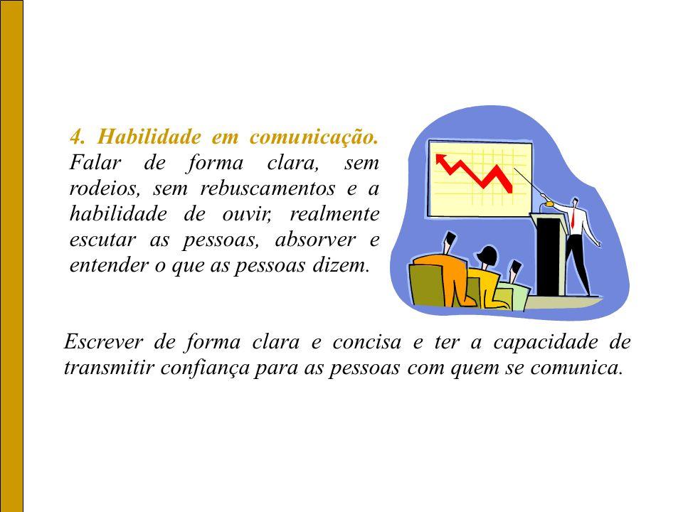 Feito por luannarj@uol.com.br em 25.01.04luannarj@uol.com.br 3. Talento no relacionamento com pessoas. Disposição em trabalhar com outras pessoas, ace