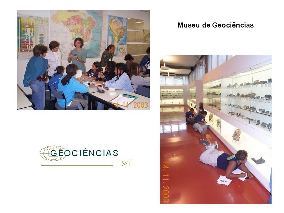 Museu de Geociências