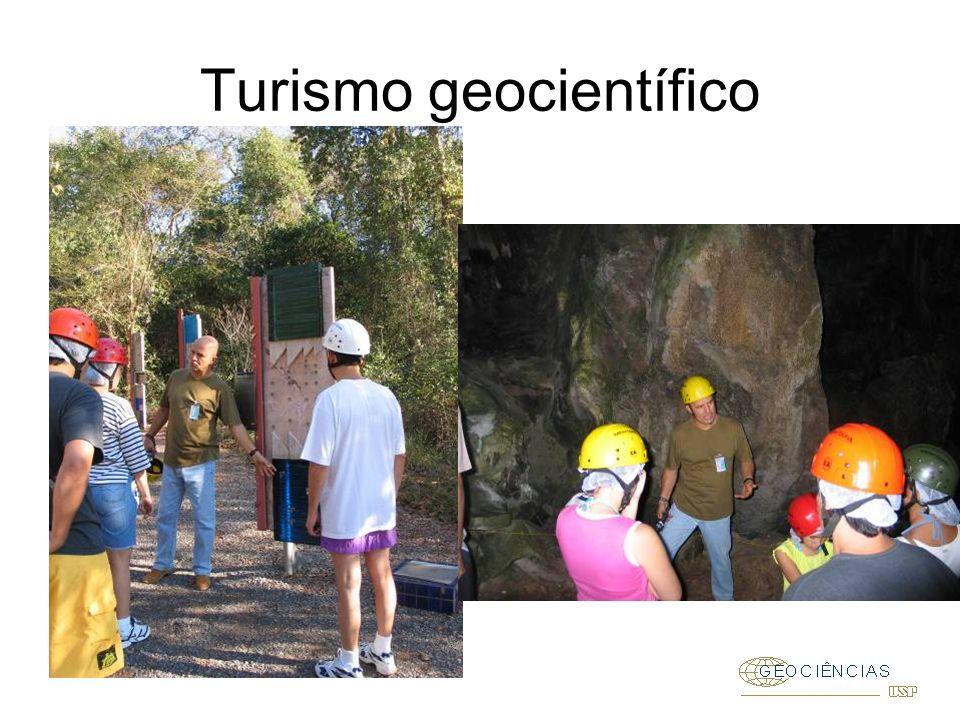 Turismo geocientífico