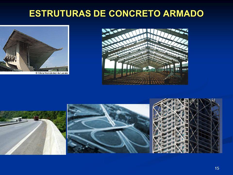 15 ESTRUTURAS DE CONCRETO ARMADO
