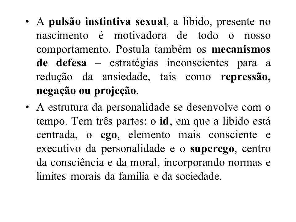 Avaliação das teorias psicanalíticas A idéia de motivações inconscientes é bastante importante nas teorias psicanalíticas.