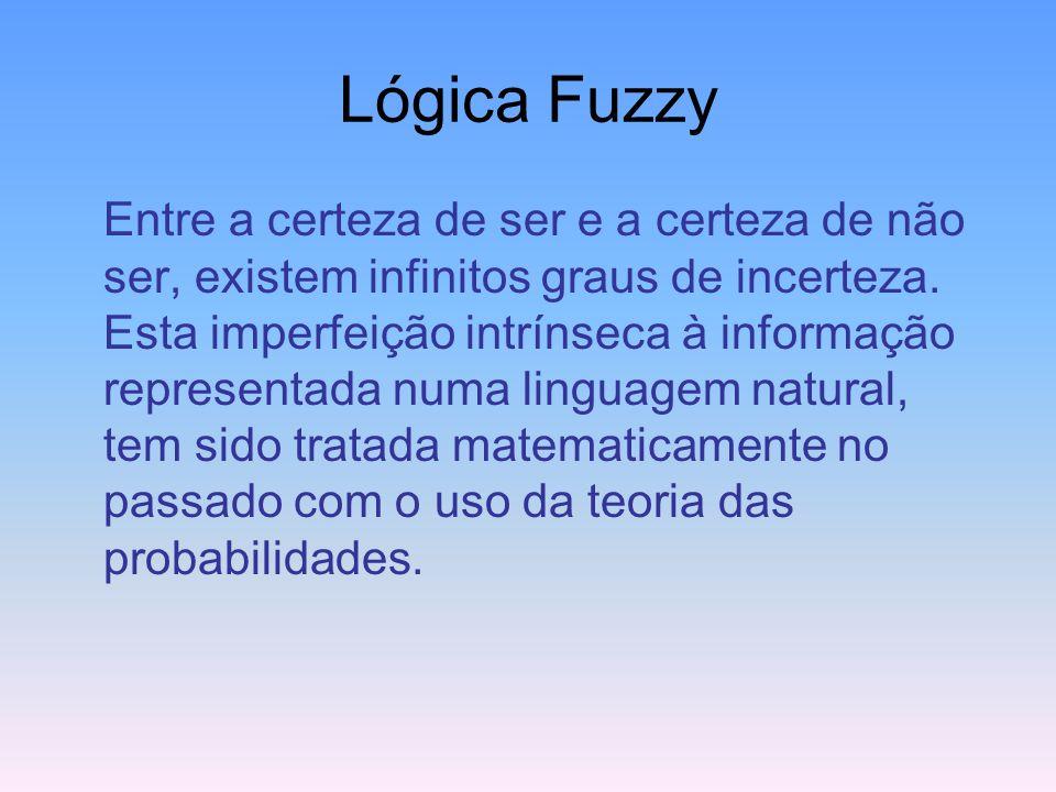 Lógica Fuzzy Todo ser vivo é mortal