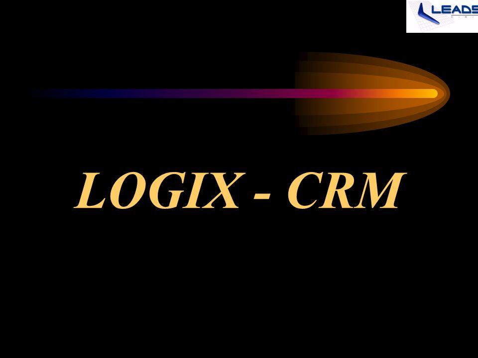 LOGIX - CRM