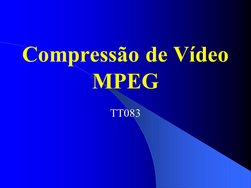 Compressão de Vídeo MPEG TT083