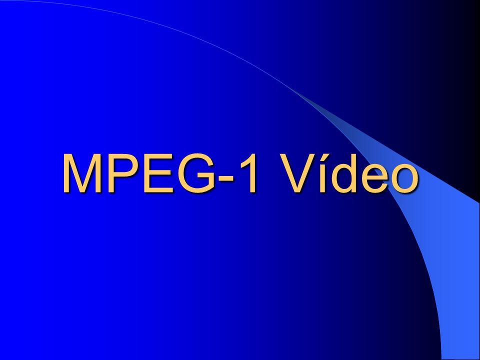 MPEG-1 Vídeo