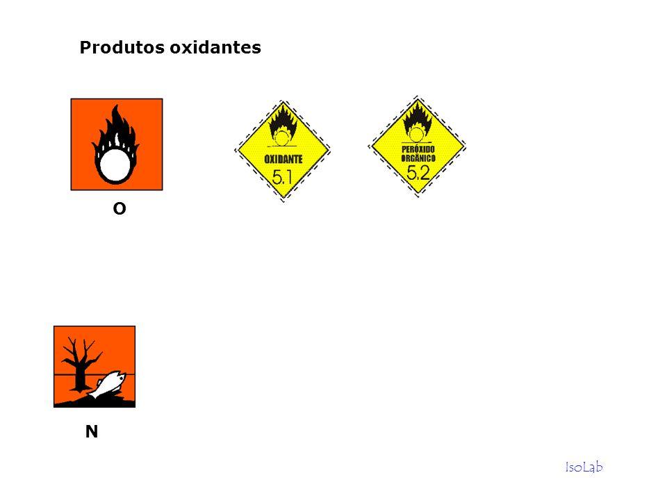 IsoLab Produtos oxidantes O N