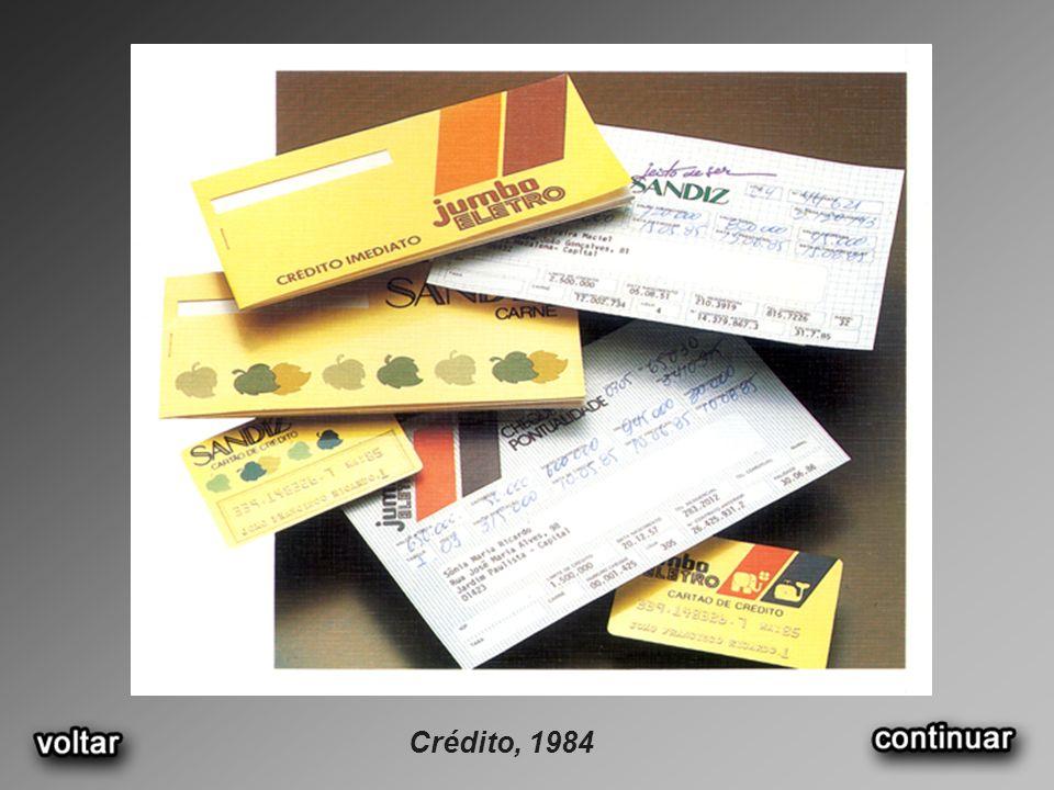 Crédito, 1984