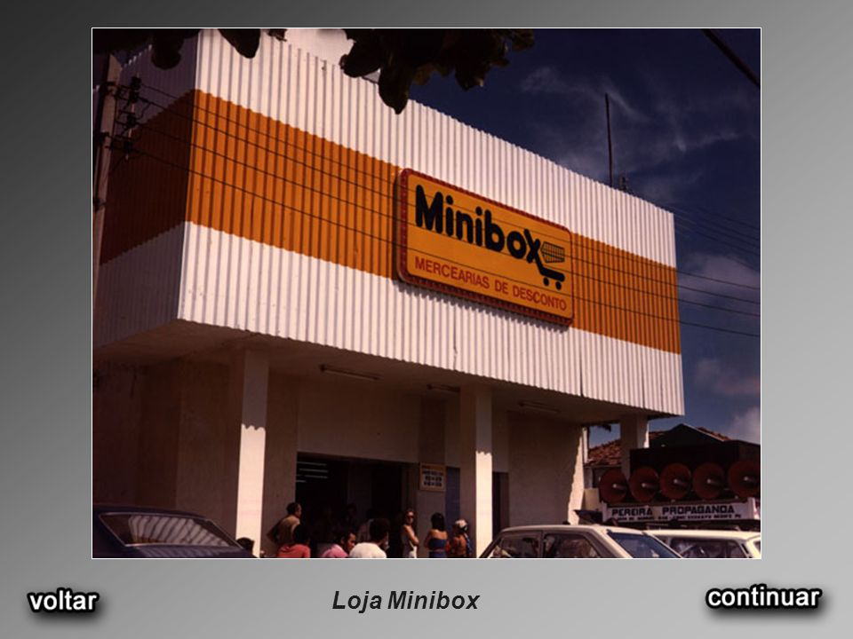 Loja Minibox