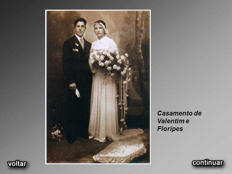 Casamento de Valentim e Floripes