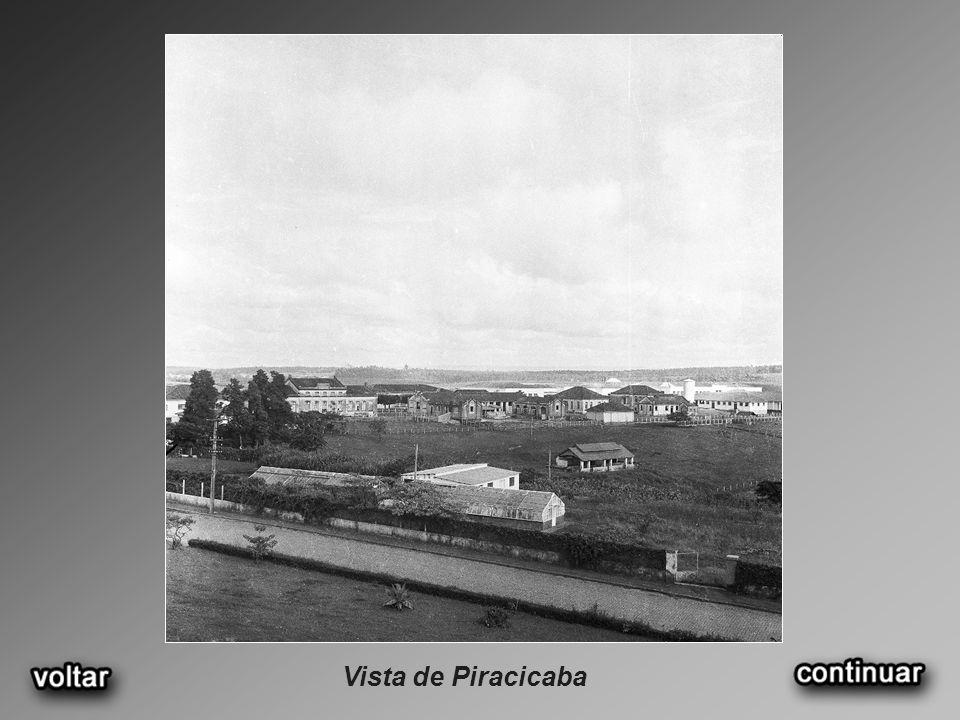Vista de Piracicaba