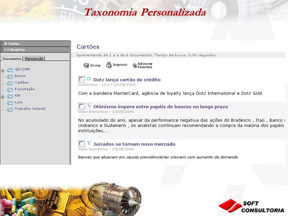 Taxonomia Personalizada