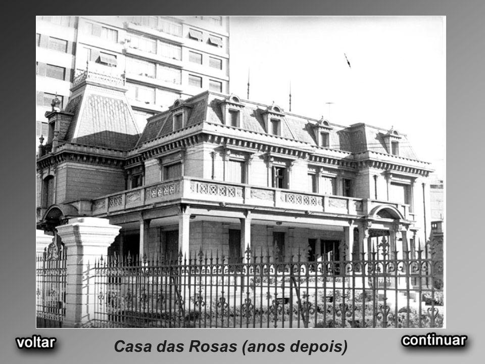 Casa das Rosas (anos depois)