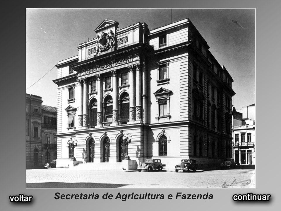 Secretaria de Agricultura e Fazenda