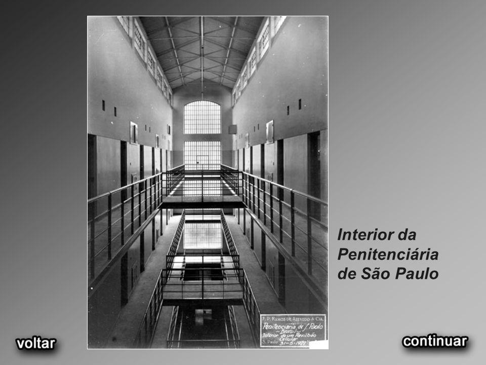 Interior da Penitenciária de São Paulo