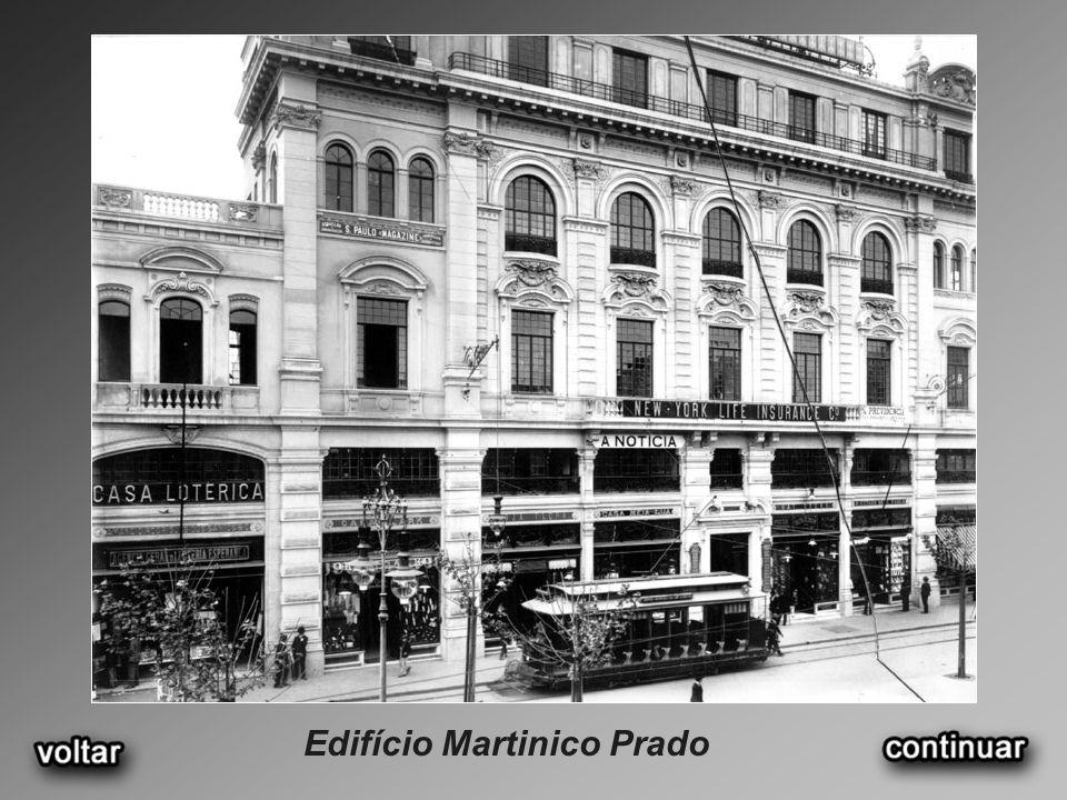 Edifício Martinico Prado