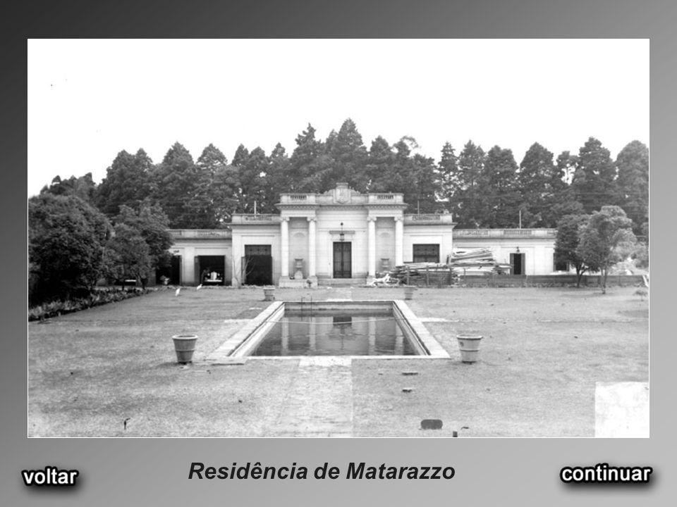 Residência de Matarazzo