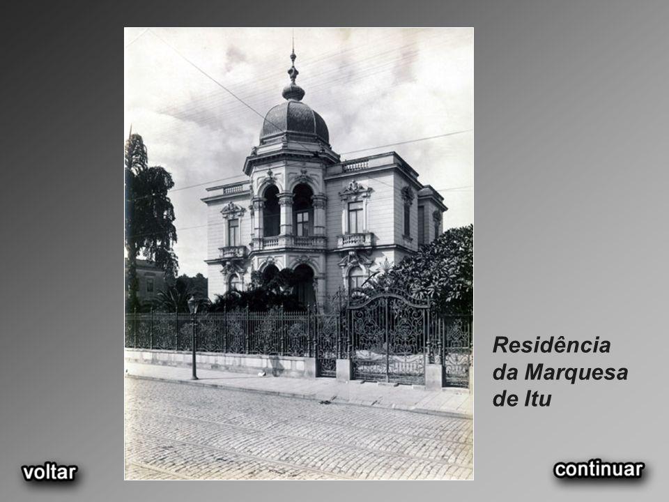 Residência da Marquesa de Itu