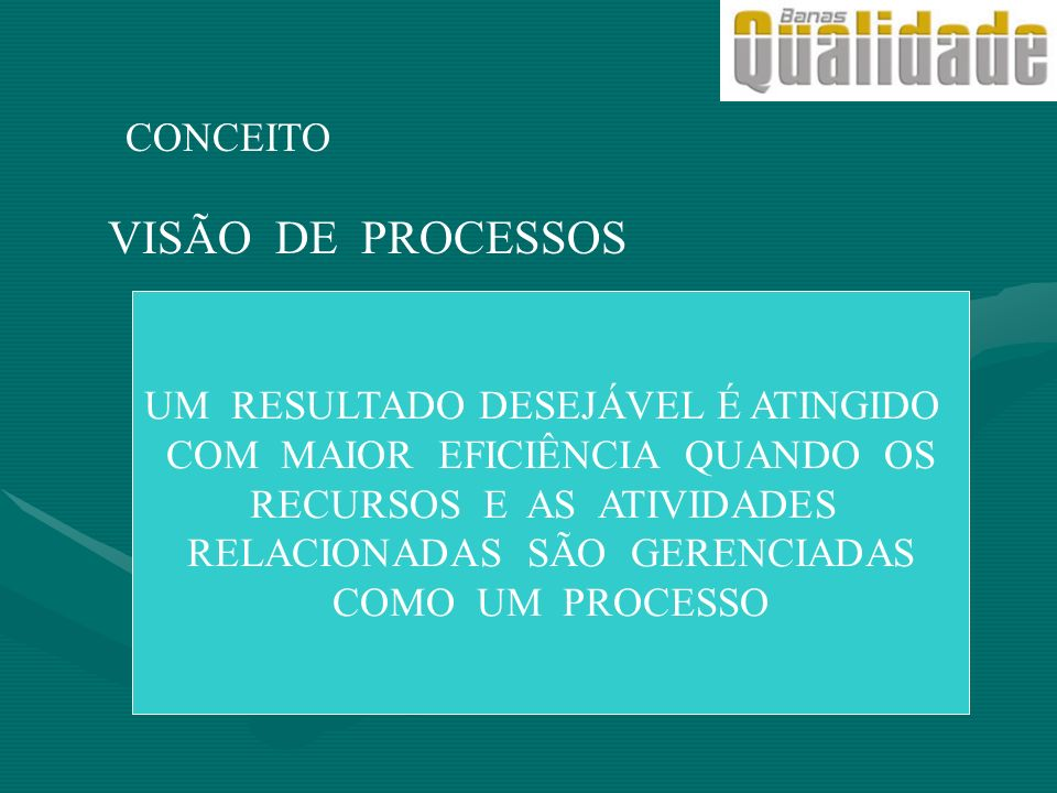 PROCESSOS DE TRABALHO Receber produtos parciais mesuráveis (entradas, inputs).