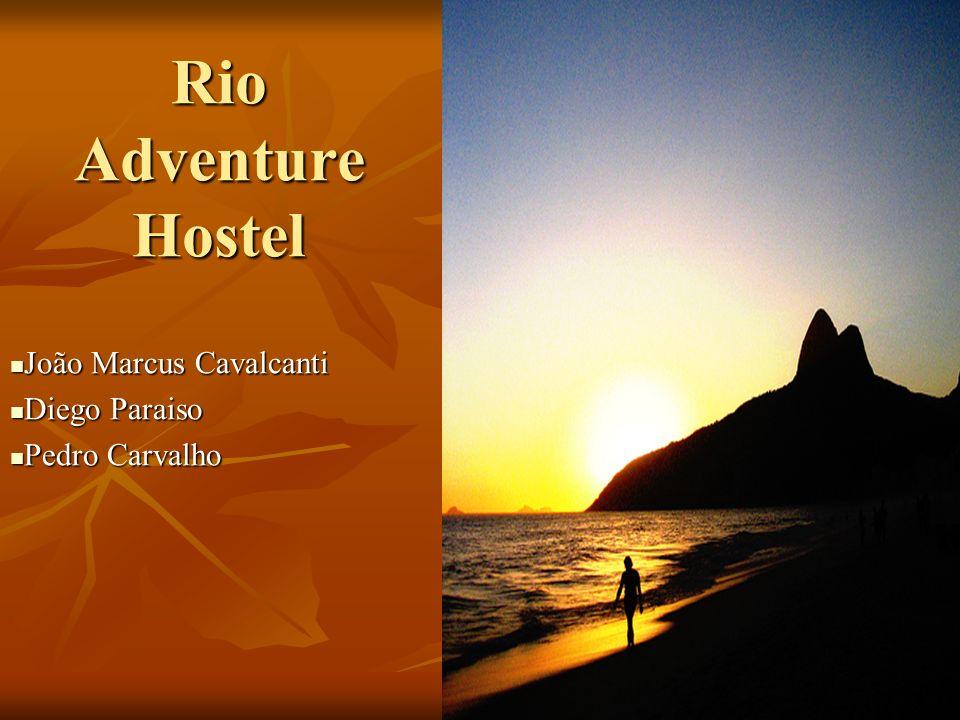 Rio Adventure Hostel Albergue em Ipanema, zona sul da cidade do Rio de Janeiro.