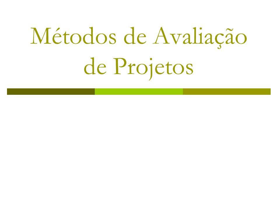 CNO T3 IAG PUC - Rio 3 Princípios de Aplicação do Capital Determine as alternativas viáveis.