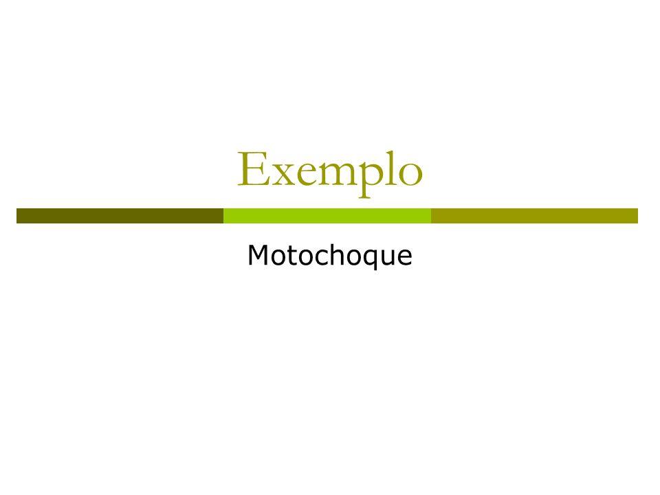 Exemplo Motochoque