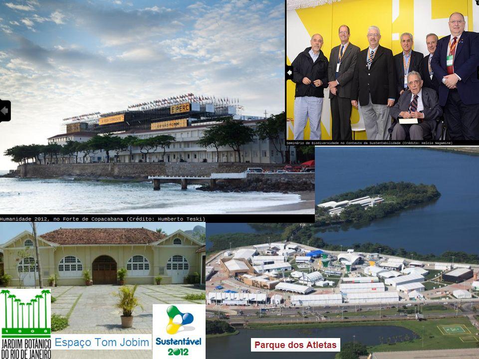 ECO 92 114 Chefes de Estado 171 países RIO+20 86 Chefes de Estado 188 países