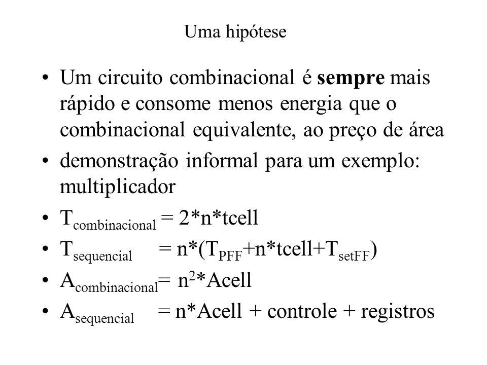 E ainda mais Fatos (III): Array sozinho não põe a mesa algum processador deve viver por perto soluções que integrem o SW do processador com o SW do ar