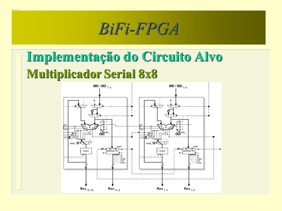 Multiplicador Serial 8x8 BiFi-FPGA