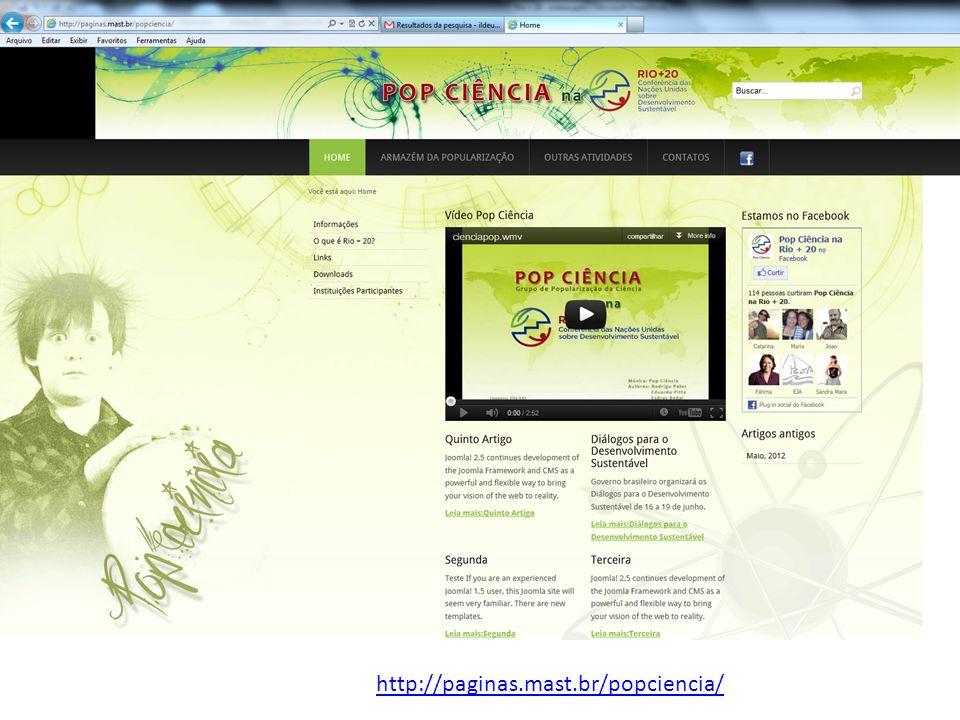 http://paginas.mast.br/popciencia/