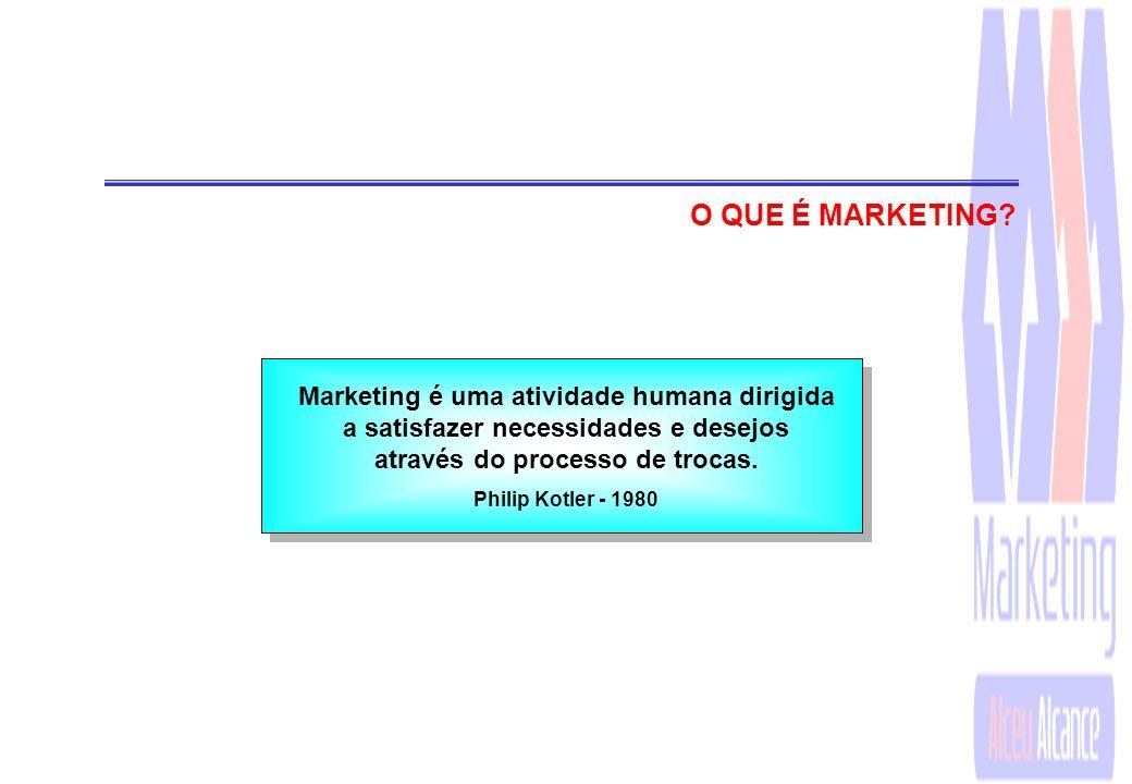 Marketing é a criação, implementação e controle de programas calculados para influenciar a aceitabilidade das idéias sociais e envolvendo consideraçõe