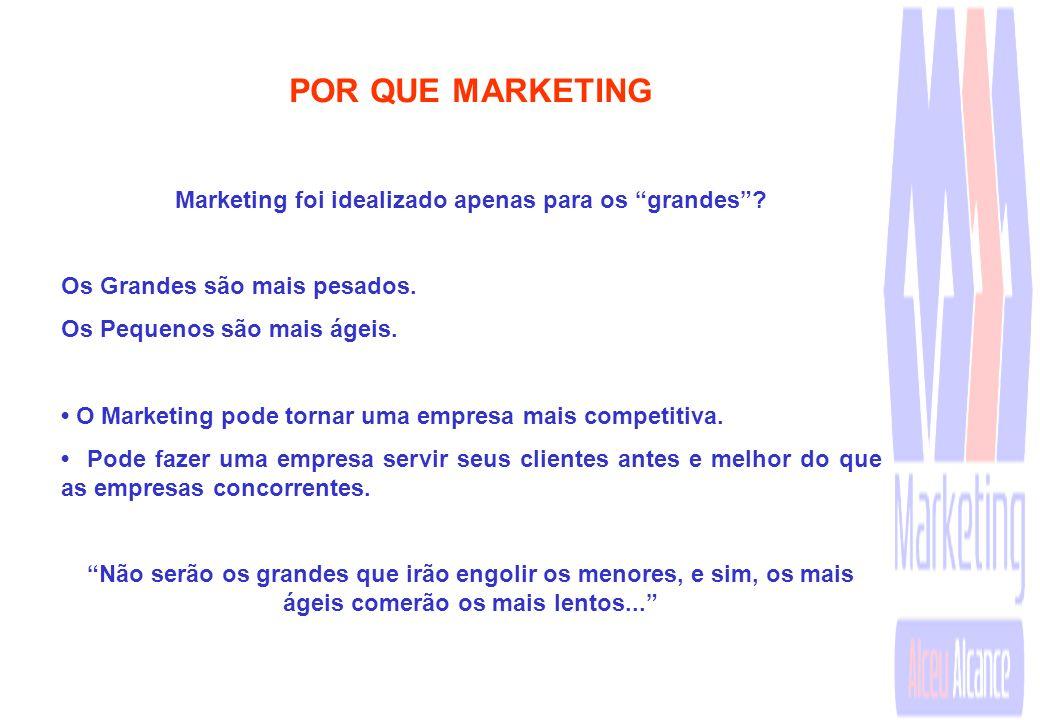 ADMINISTRAÇÃO DE MARKETING Administração de Marketing é o processo de planejamento e execução da concepção, preço, promoção e distribuição de idéias,