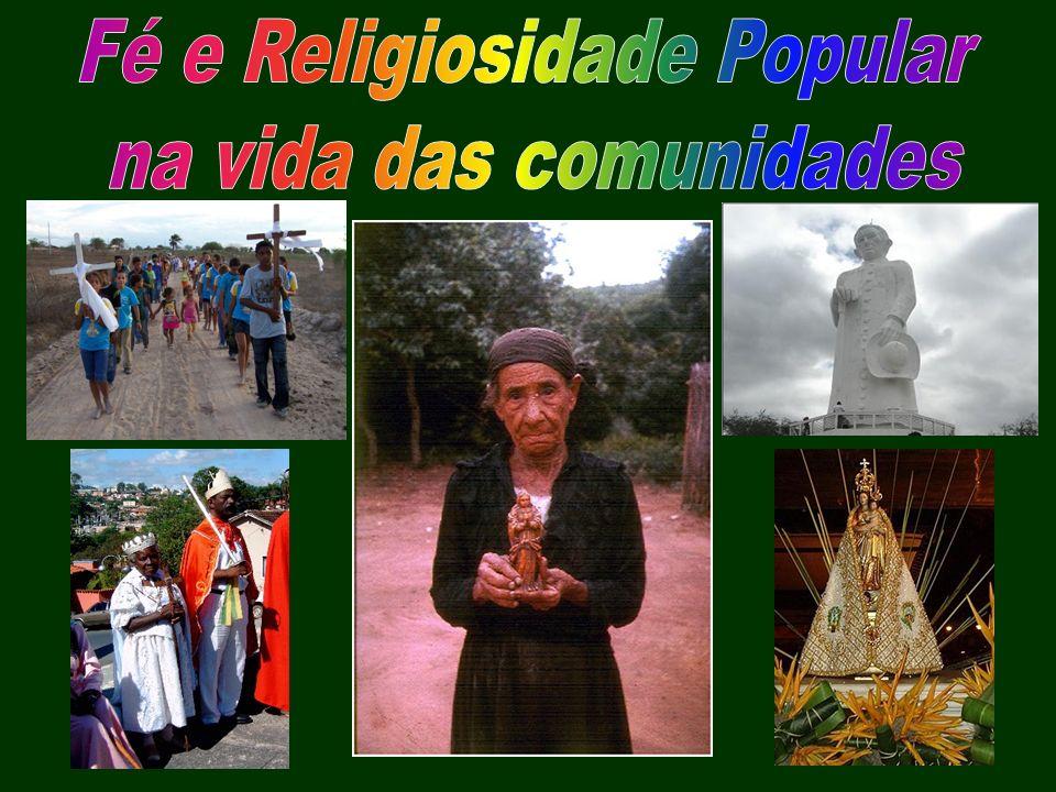 - Religiosidade é um sentido, uma noção do divino, quase que intuitiva, portanto algo difusa e não muito verbalizável.