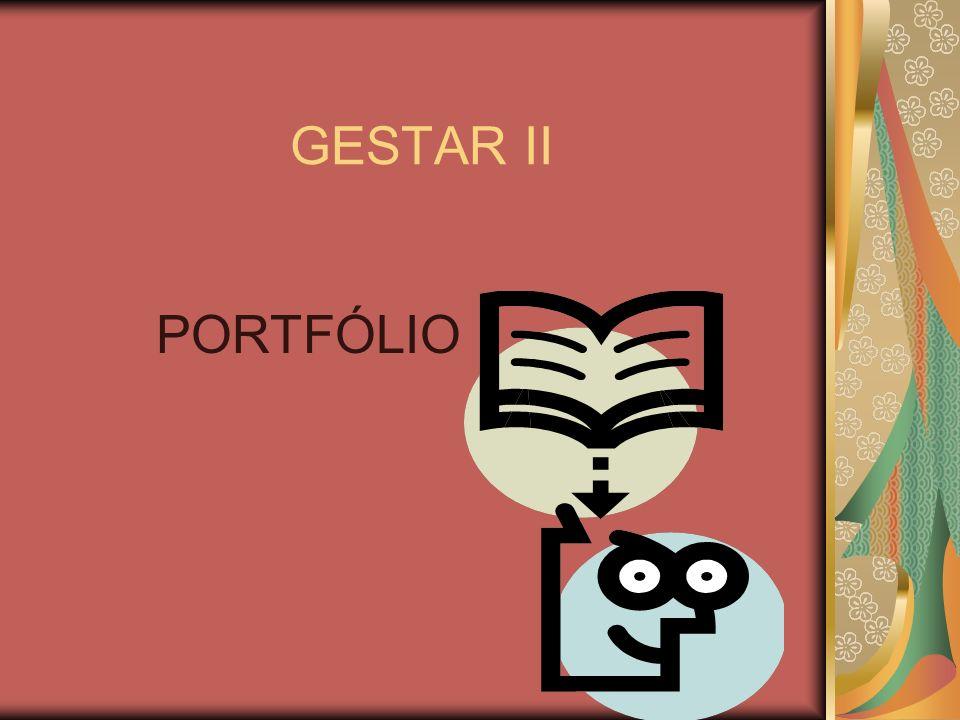 GESTAR II PORTFÓLIO