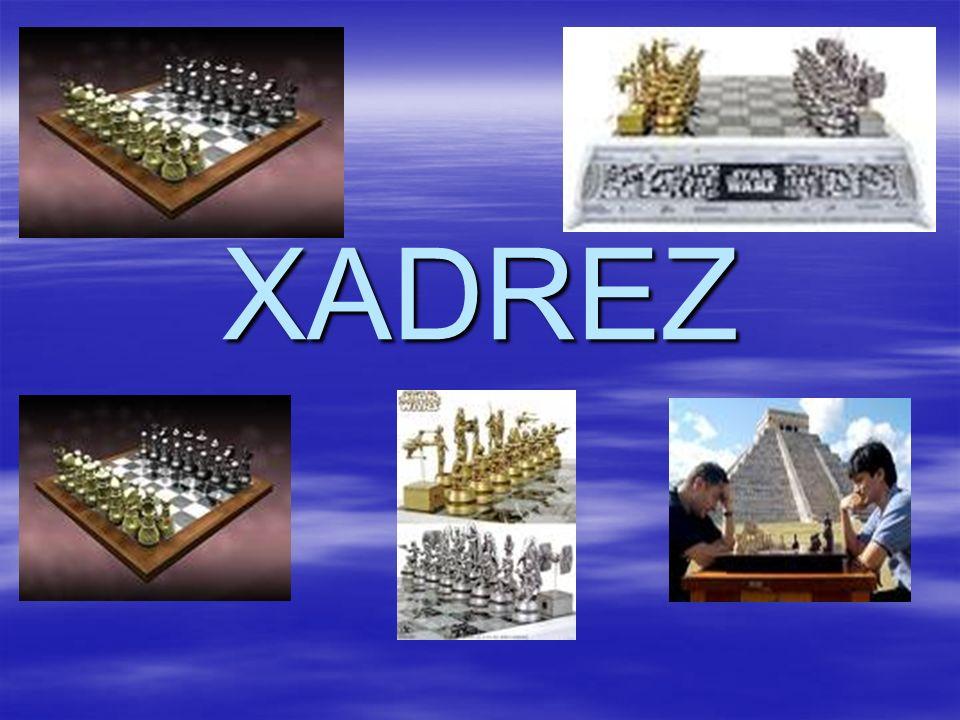 HISTÓRIA DO XADREZ A origem do xadrez é certamente o maior mistério existente no mundo.