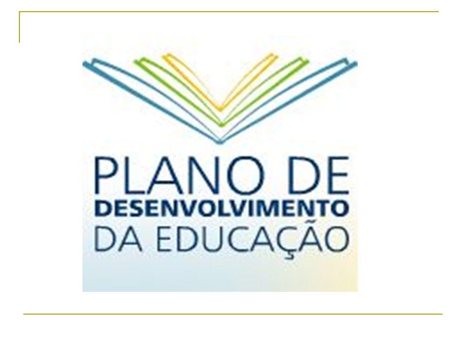 Gestão Educacional Formação de Professores e dos Profissionais de Serviço e Apoio Escolar Práticas Pedagógicas e Avaliação Infra-estrutura física e Recursos Pedagógicos