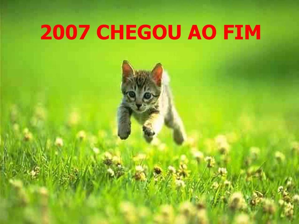 2007 CHEGOU AO FIM