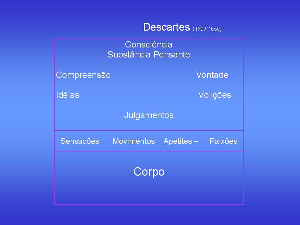 Lógica Diferenciação entre idéias e objetos através do método: –o novo racionalismo.