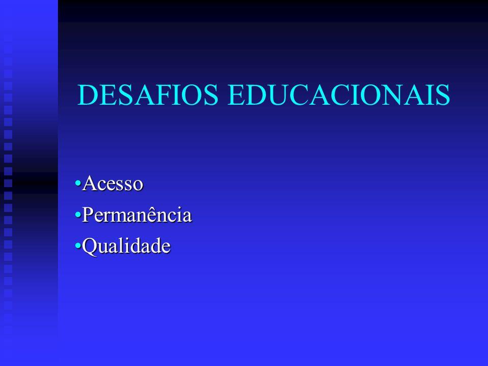 O acesso a escola pública hoje no Brasil é uma realidade eminente.