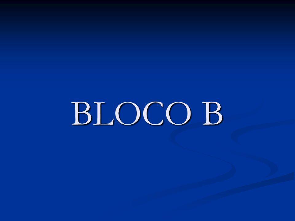 BLOCO B