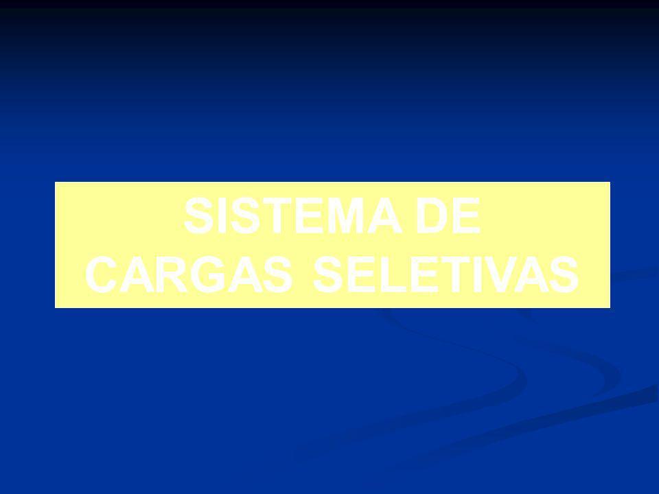 SISTEMA DE CARGAS SELETIVAS