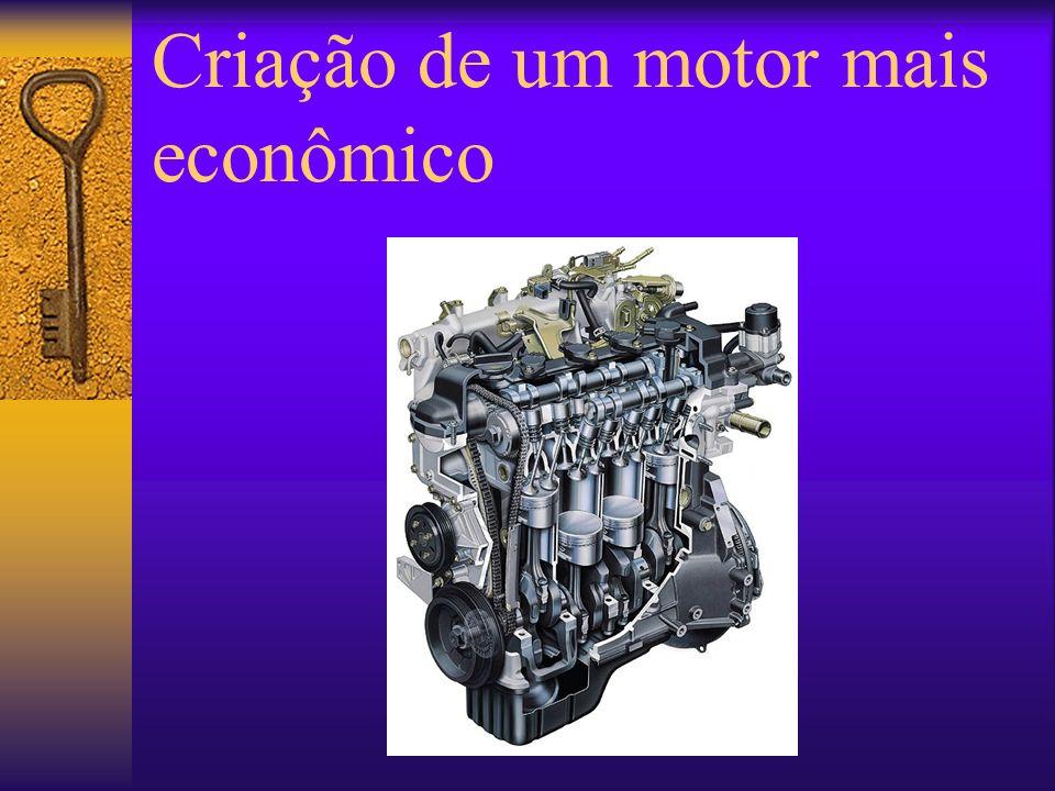 Criação de um motor mais econômico