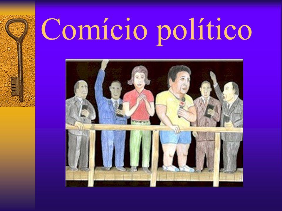 Comício político
