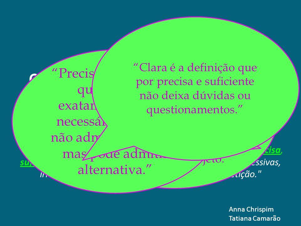 Lei 10.520/00 Art. 3º, inciso II: a definição do objeto deverá ser precisa, suficiente e clara, vedadas as especificações que, por excessivas, irrelev