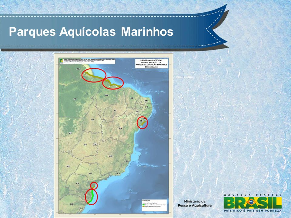 Parques Aquícolas Marinhos